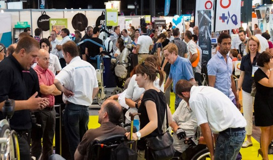 法国里昂国际残疾人复健保健展览会