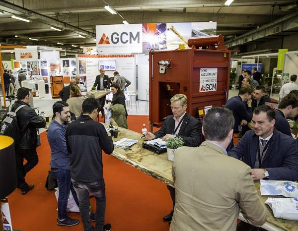 比利时安特卫普国际泵阀展览会