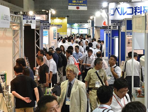 日本大阪国际二次电池储能展览会