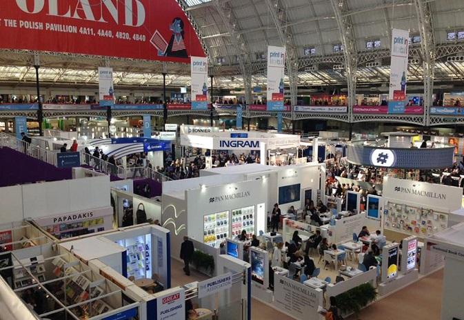 英国伦敦国际图书展览会
