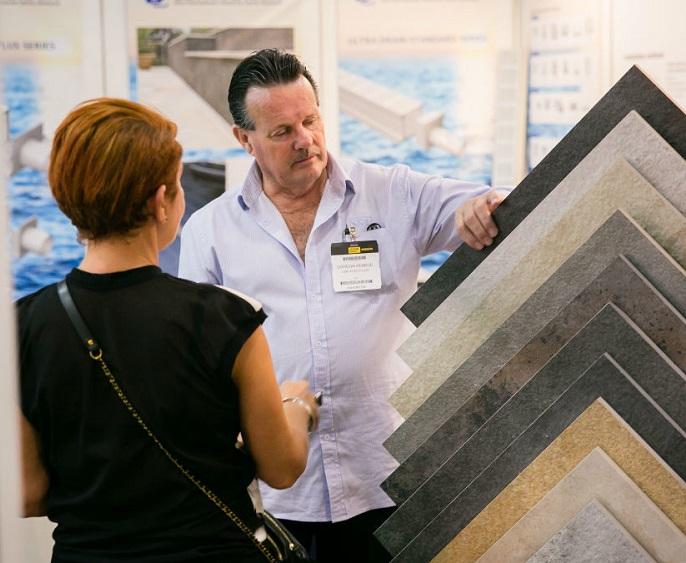 澳大利亚悉尼国际建材展览会_现场照片