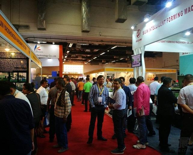 印度新德里国际紧固件展览会