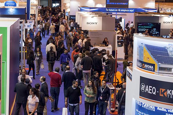 西班牙马德里国际广播视听设备展览会