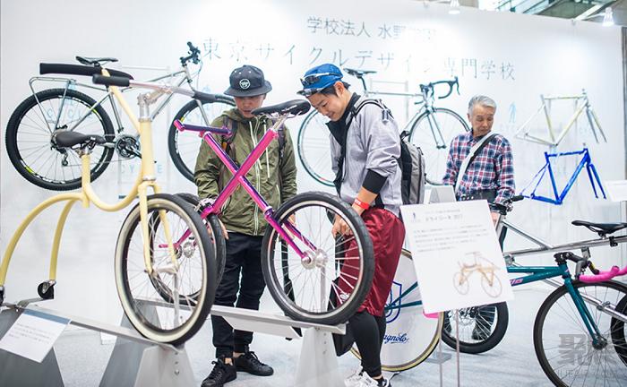 日本千叶国际自行车展览会