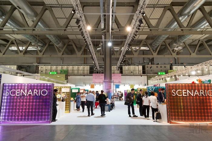 意大利米兰国际春季箱包皮具展览会