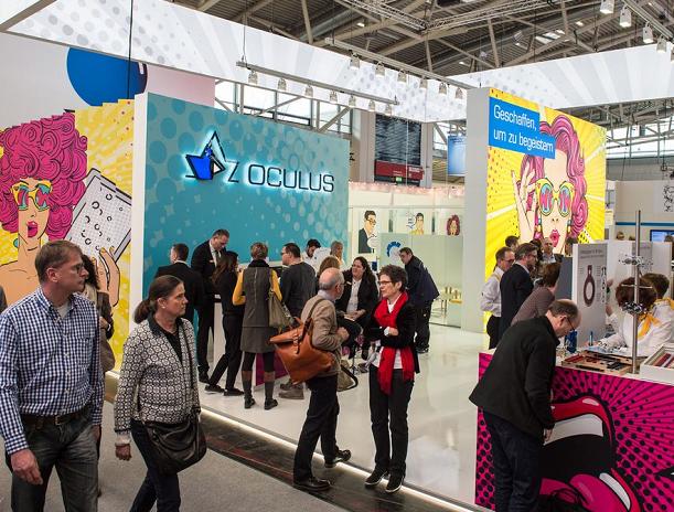 德国慕尼黑国际光学产品和眼镜展览会_现场照片