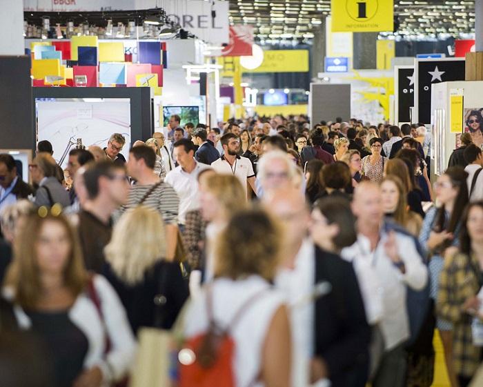 法国巴黎国际光学眼镜展览会_现场照片