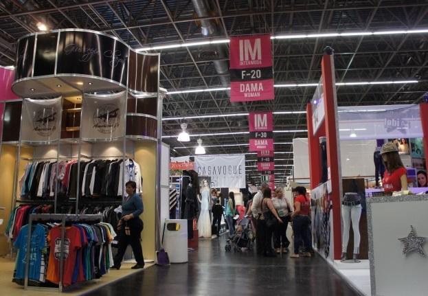 墨西哥瓜达拉哈拉国际秋季服装及纺织面料展览会_现场照片
