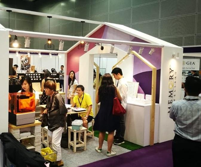 马来西亚吉隆坡国际春季珠宝展览会_现场照片
