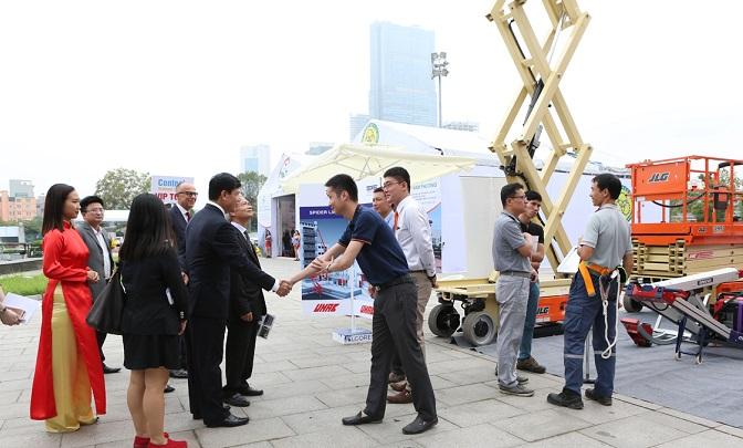 越南河内国际采矿设备、工程机械展览会