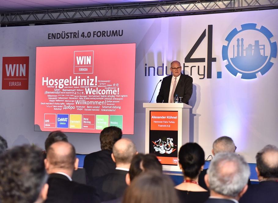 土耳其伊斯坦布尔国际工业自动化展览会_现场照片