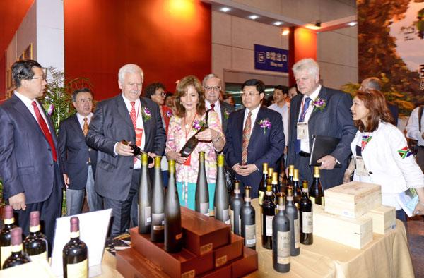 上海葡萄酒及红酒展览会