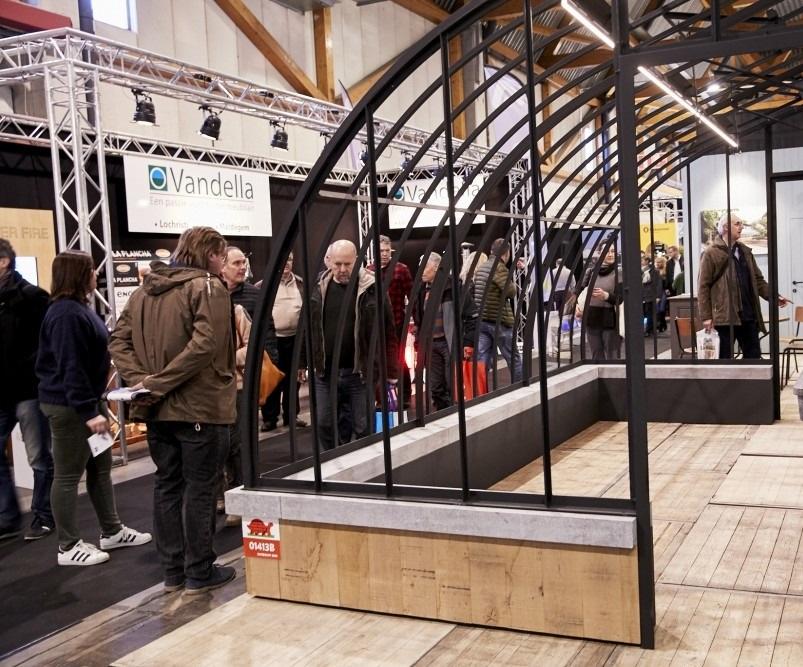 比利时布鲁塞尔国际建材展览会_现场照片