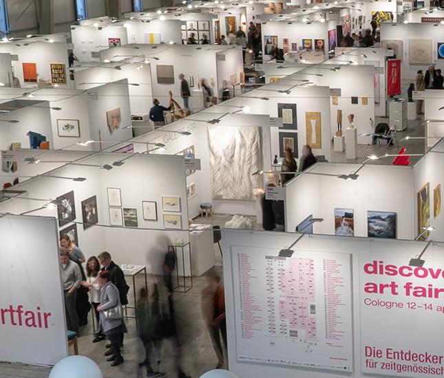 德国科隆国际艺术展览会_现场照片