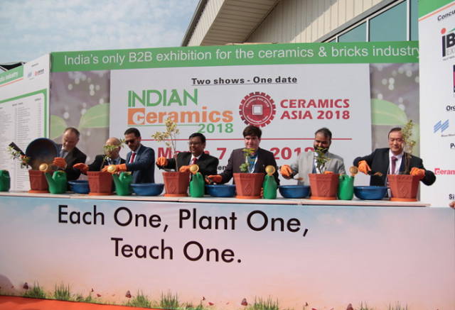 2020年印度古吉拉特邦国际陶瓷工业展览会_Indian Ceramics时间_