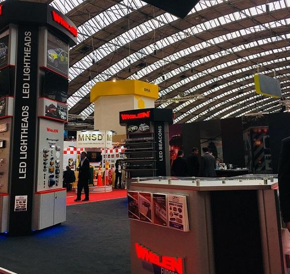 西班牙毕尔巴鄂国际铁路展览会