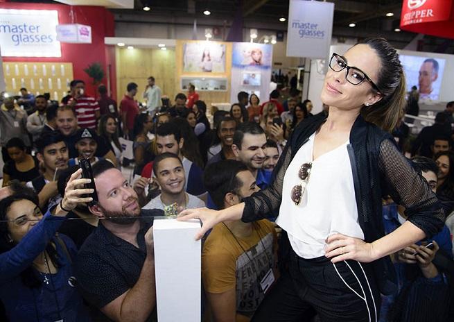 巴西圣保罗国际眼镜光学及设备展览会_现场照片
