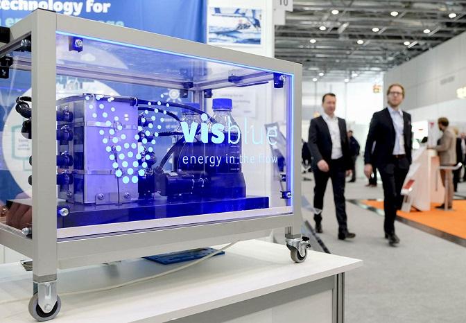 德国杜塞尔多夫国际电池储能展览会