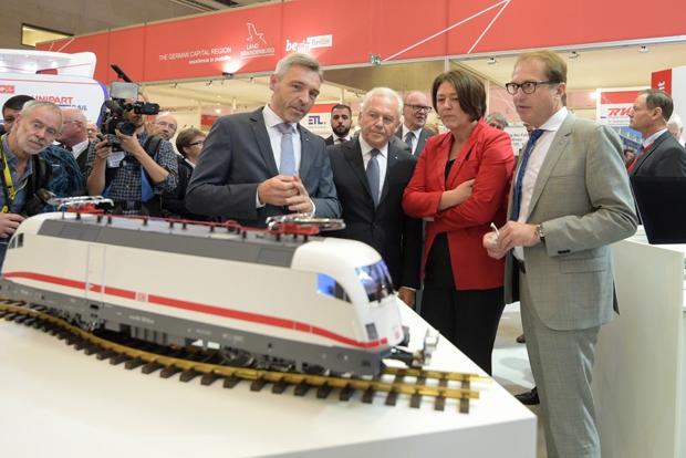 德国柏林国际轨道交通技术展览会