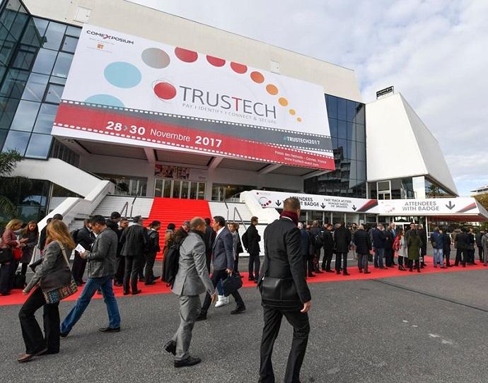 法国戛纳国际智能卡展暨法国支付及识别技术展览会_现场照片
