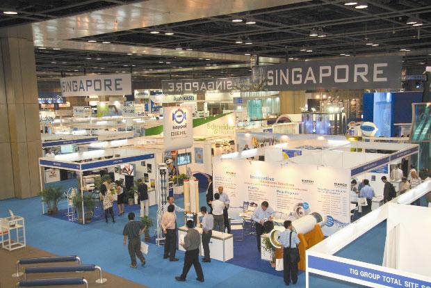 新加坡国际水资源展览会
