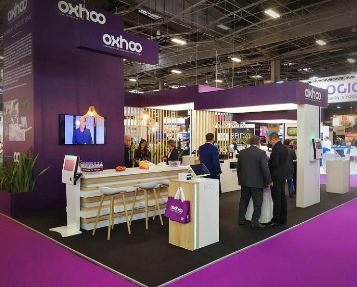 法国巴黎国际电子商务展览会_现场照片