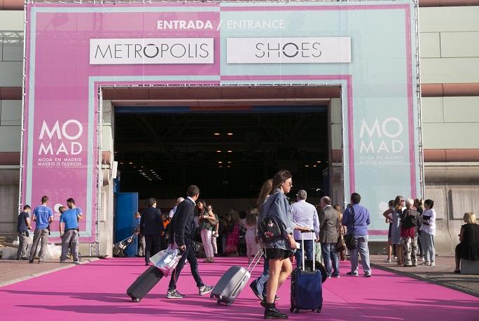 西班牙马德里国际时尚服装及箱包展览会