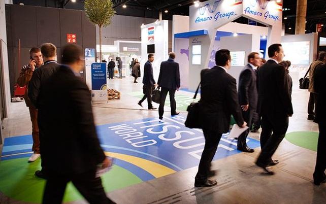 意大利米兰国际世界卫生纸业展览会
