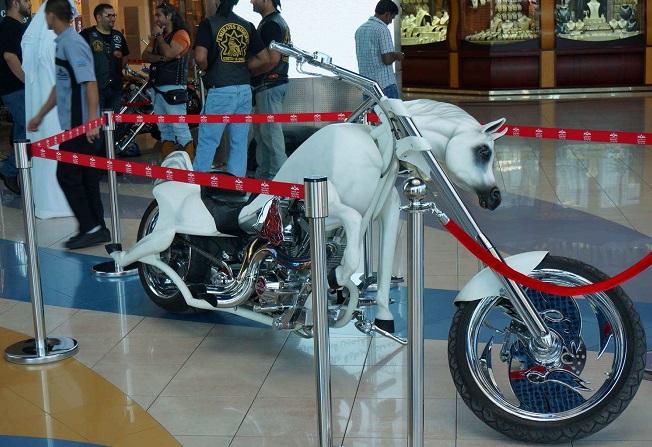迪拜国际双轮车及配件展览会