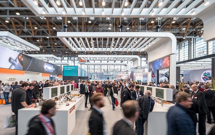 德国纽伦堡国际电气自动化系统及元器件展览会_现场照片