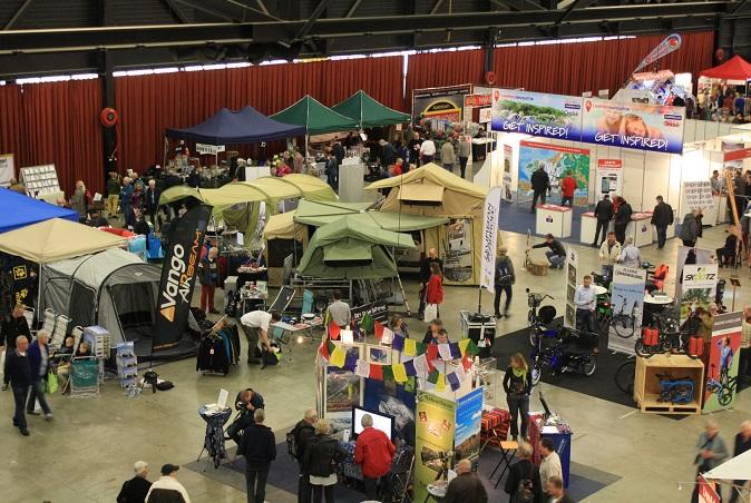 荷兰乌特勒支国际自行车和徒步运动展览会_现场照片