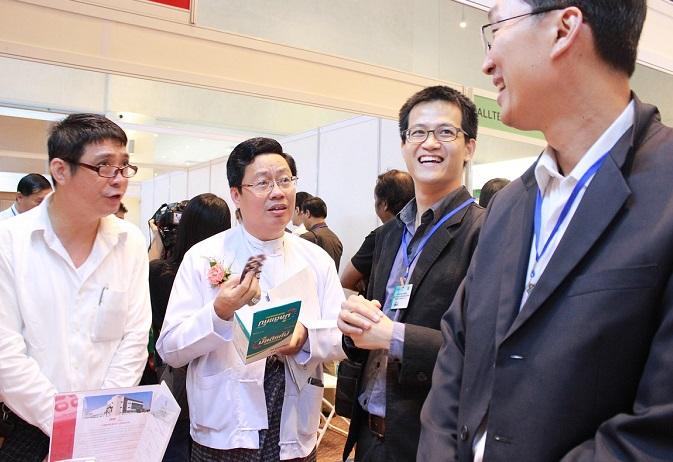 越南胡志明市国际纸业展览会