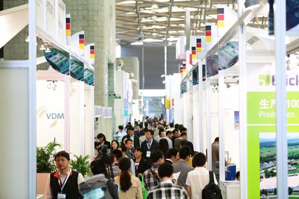 中国(上海)国际工业互联网及工业通讯展览会_现场照片
