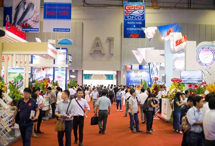 越南胡志明国际水产海鲜及加工展览会