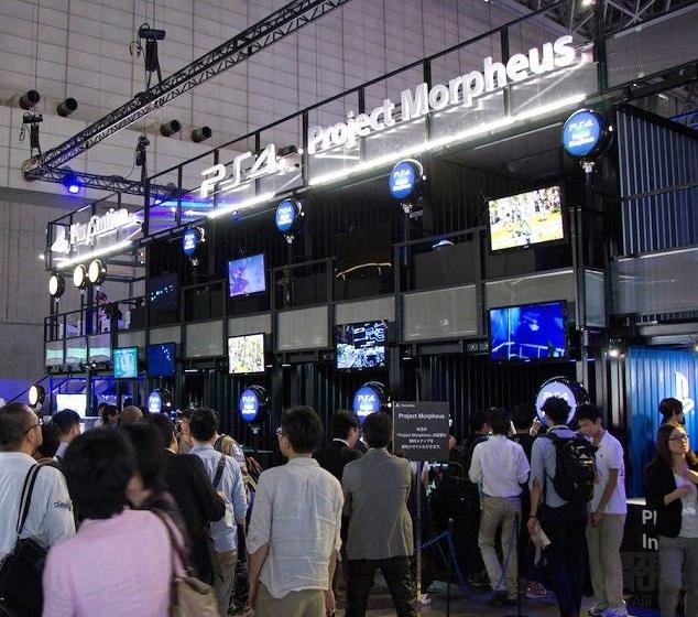 日本东京国际游戏展览会_现场照片