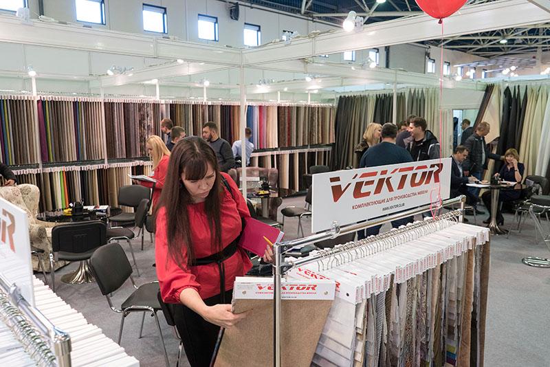 俄罗斯莫斯科国际家具配件及室内装潢展览会_现场照片