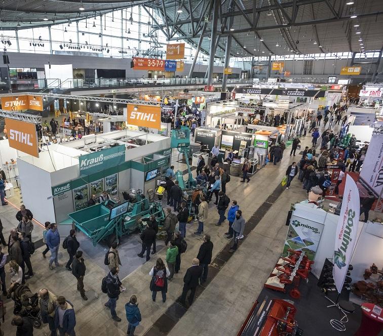 德国斯图加特国际葡萄酒及果汁生产机械设备展览会