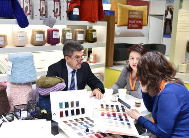 土耳其伊斯坦布尔国际纱线展览会