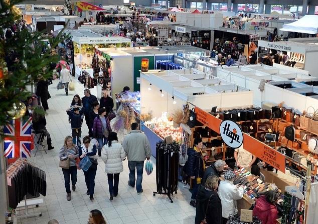 捷克布尔诺国际圣诞消费品及礼品展览会_现场照片
