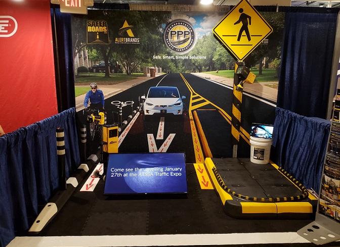 美国坦帕国际道路交通展览会_现场照片