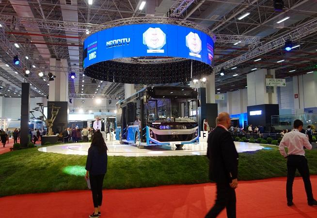 土耳其伊兹密尔国际世界客车展览会