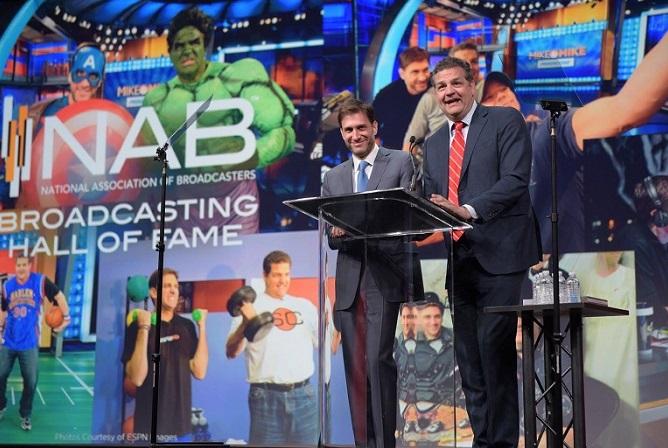 美国拉斯维加斯国际全美广播电视设备展览会
