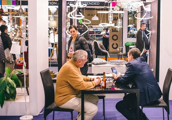 英国伯明翰国际家具展览会_现场照片