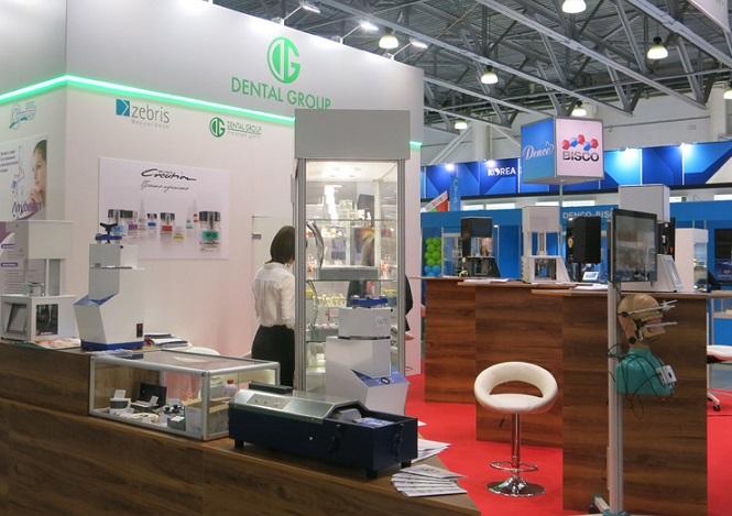 俄罗斯莫斯科国际口腔牙科展览会_现场照片