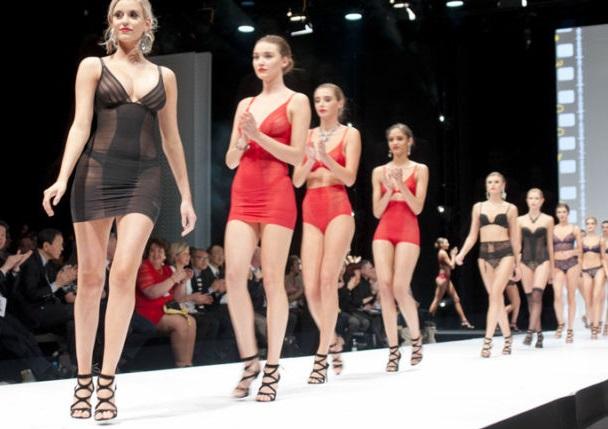 法国尼斯国际泳装内衣展览会