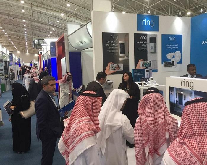沙特利雅得国际电脑通讯及消费性电子展览会_现场照片