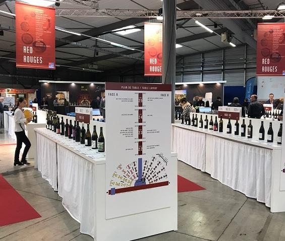 法国巴黎国际葡萄酒展览会_现场照片
