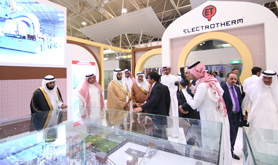 沙特达曼国际机床及机械展览会