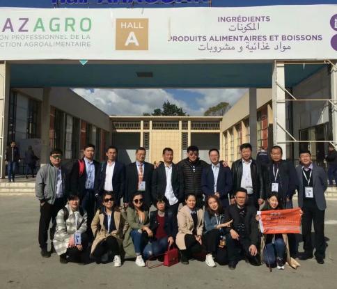 2019年北非阿尔及利亚食品及食品机械包装机械展 DJAZAGRO 2019