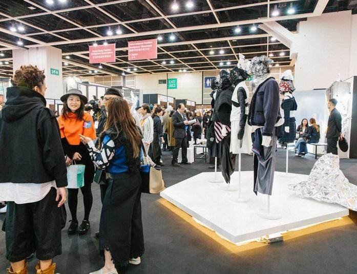 香港国际时尚汇集展览会_现场照片